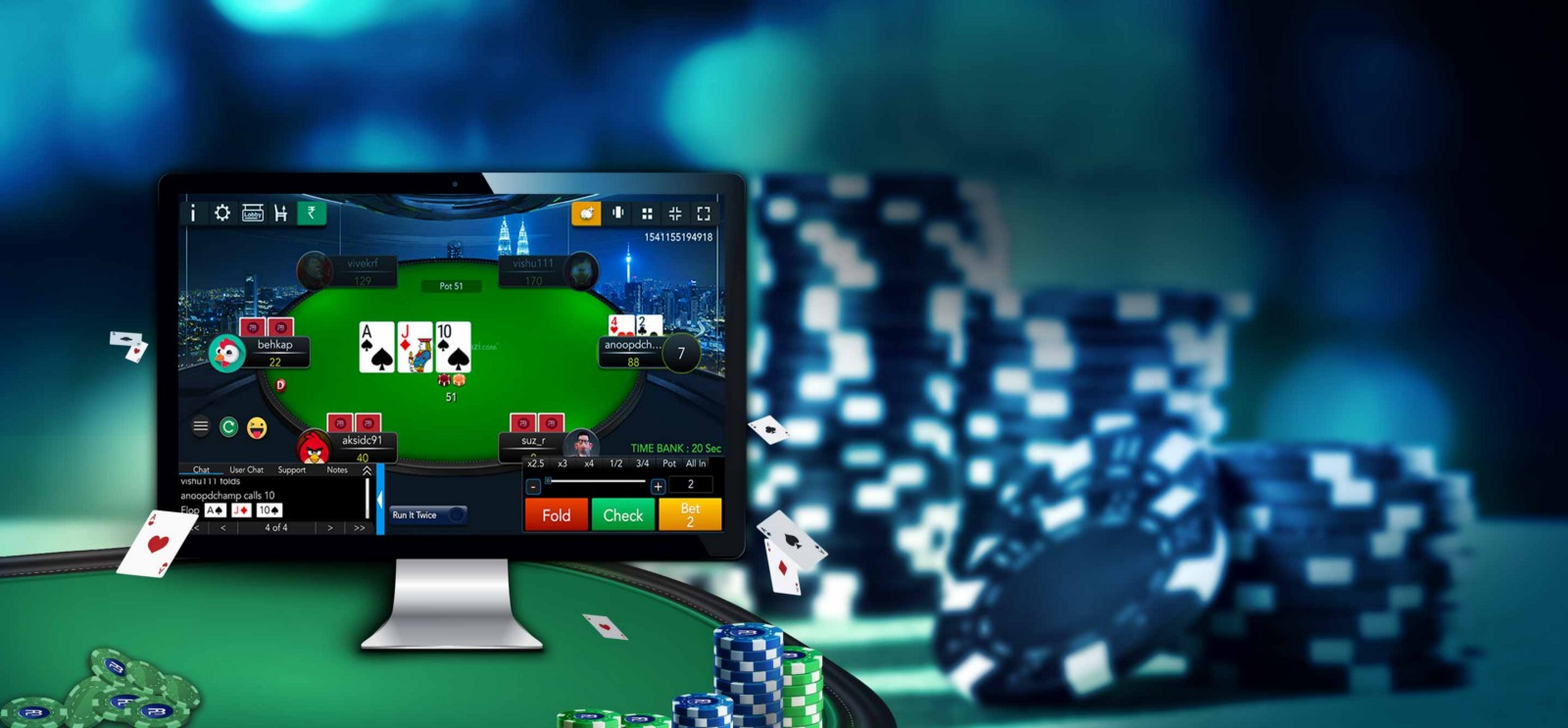 No1 Poker Sites To Get A Freeroll - Betting