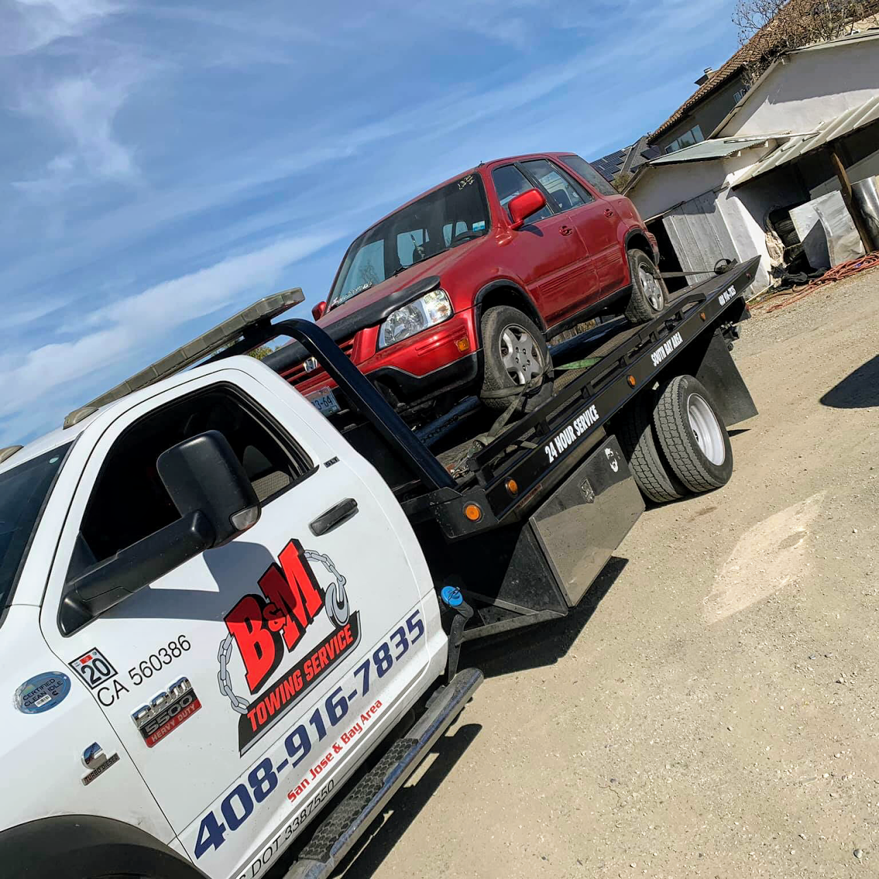 Top rated reasons to choose the towing service provider