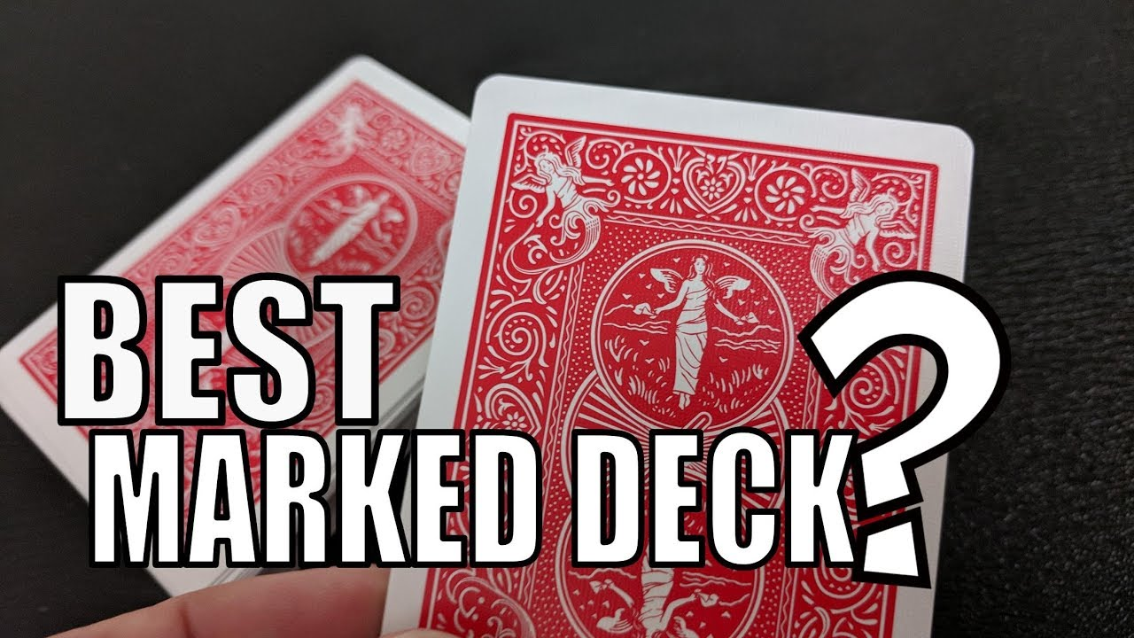 Find the Best Deals with the marked cards