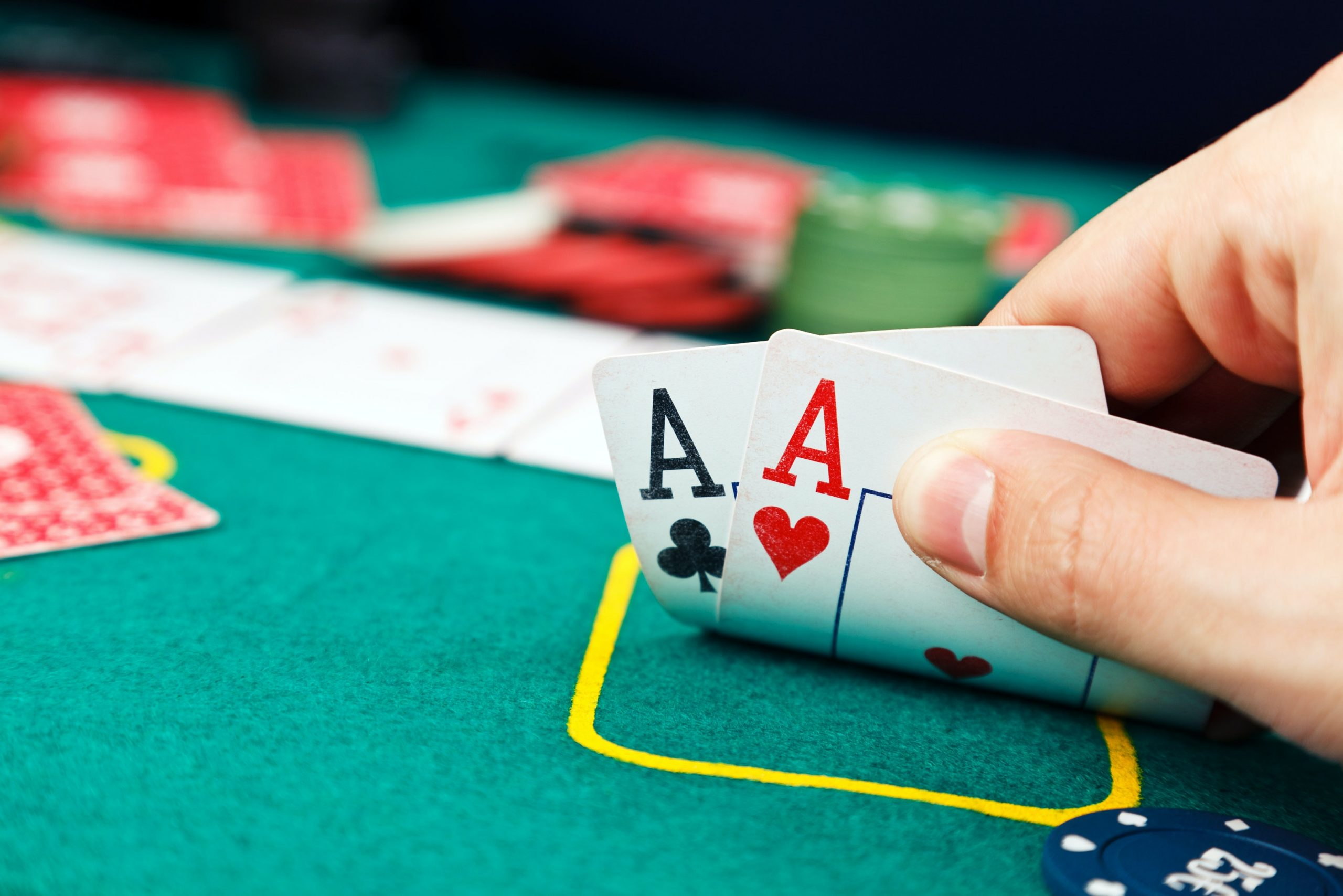What's New About Poker