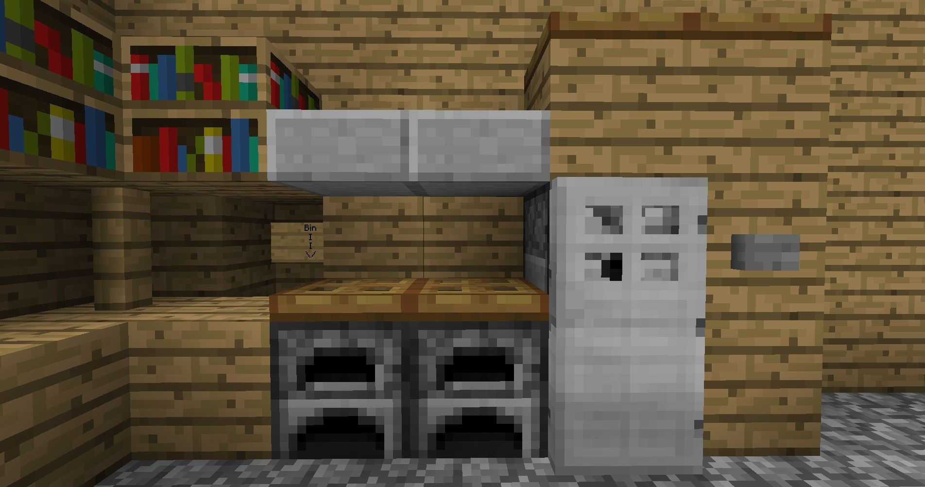 How To Lose Cash With Minecraft Kitchen Area Concepts No Mods