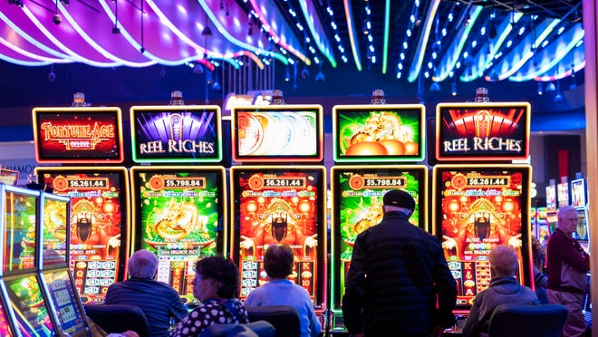 Ridiculously Easy Methods To Enhance Your Online Casino