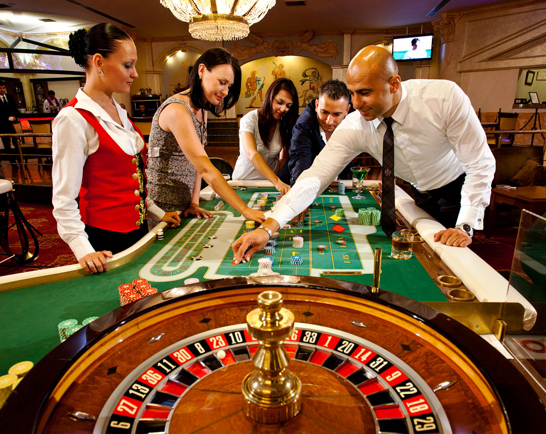 Points You Must Learn About Casino