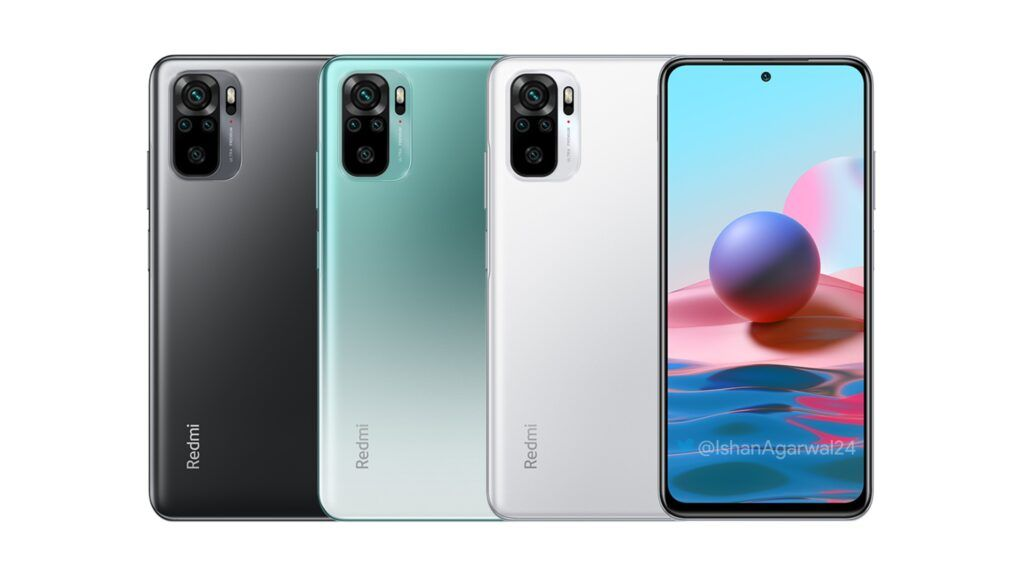 Concerning Redmi note 10 To Find Out