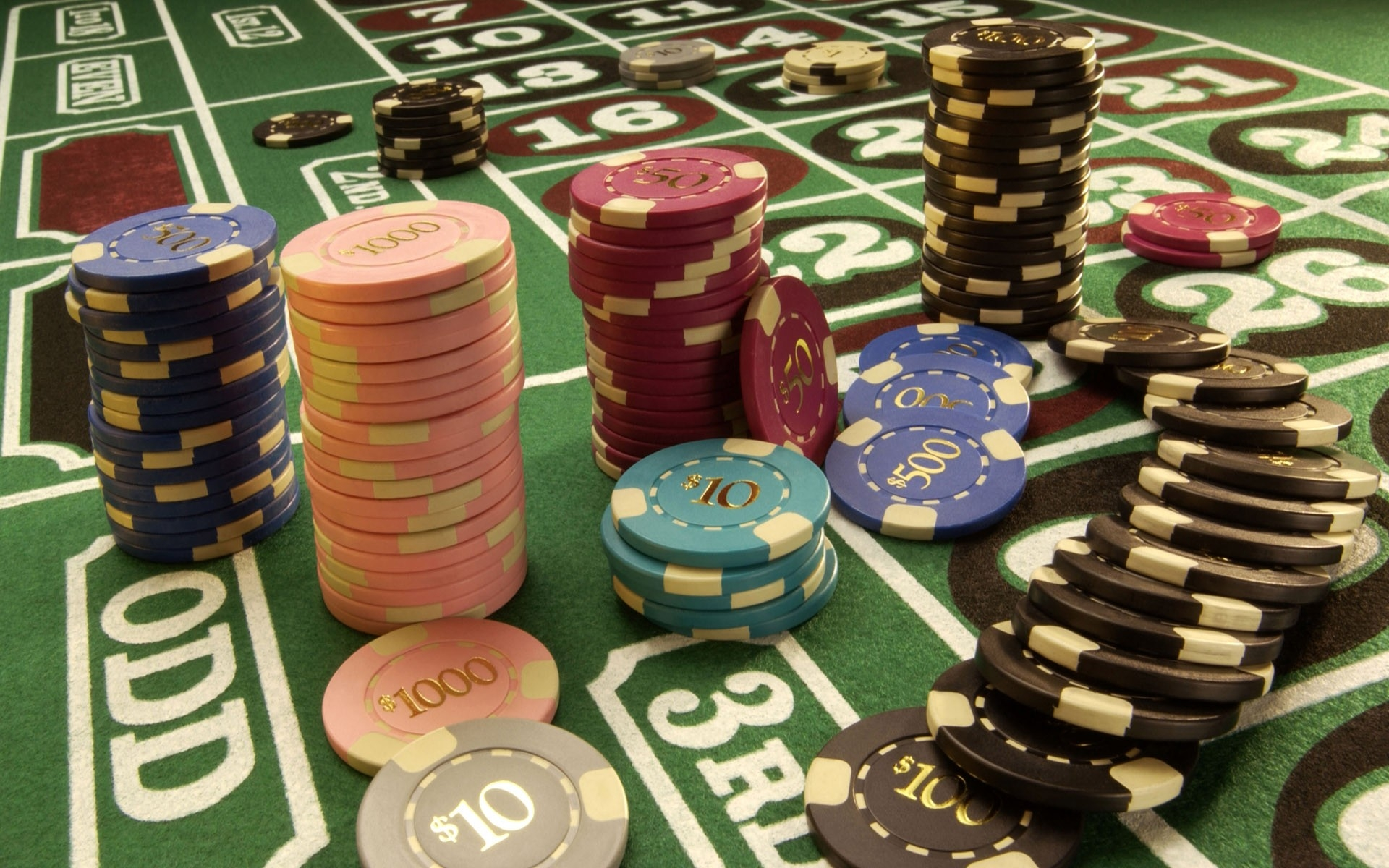 Casino Does Not Must Be Laborious. Learn These Seven Tips
