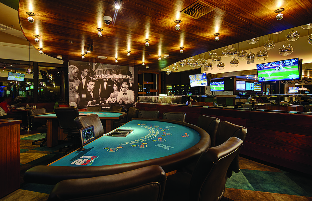 One Remarkably Efficient Approach To Casino
