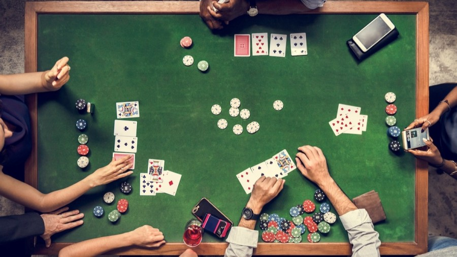 Five Warning Signs Of Your Casino Demise