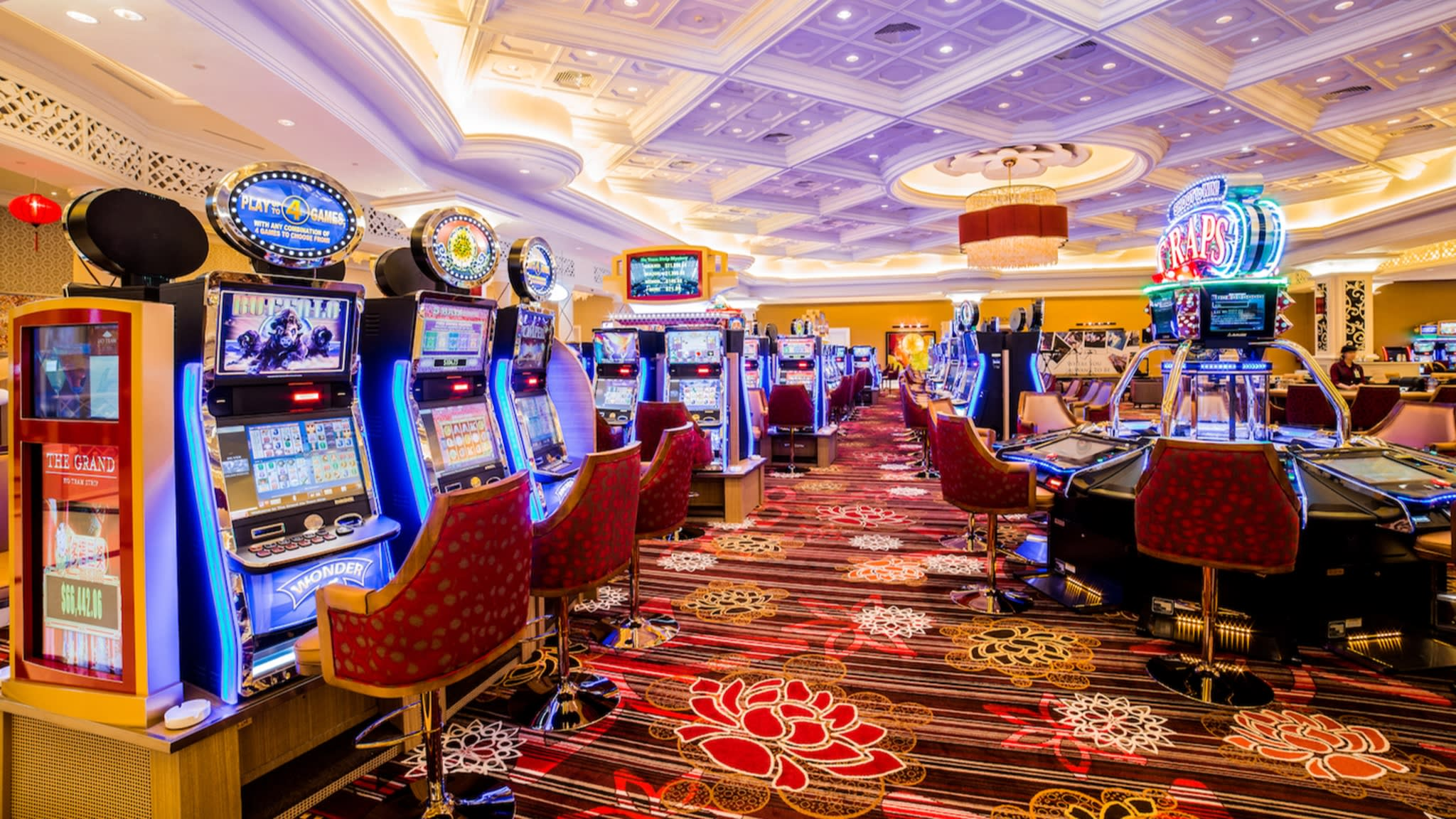 The Best Way To Be Blissful At Gambling - Not!