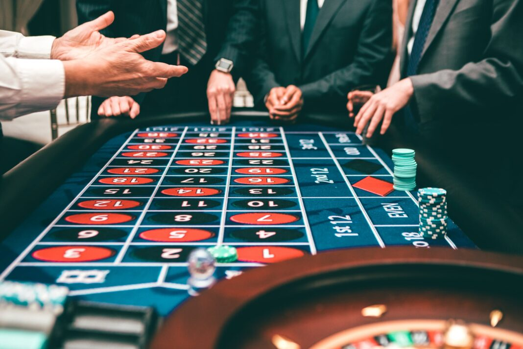 4 Easy Ideas For Making Use Of Casino To Obtain Forward Your Competitors
