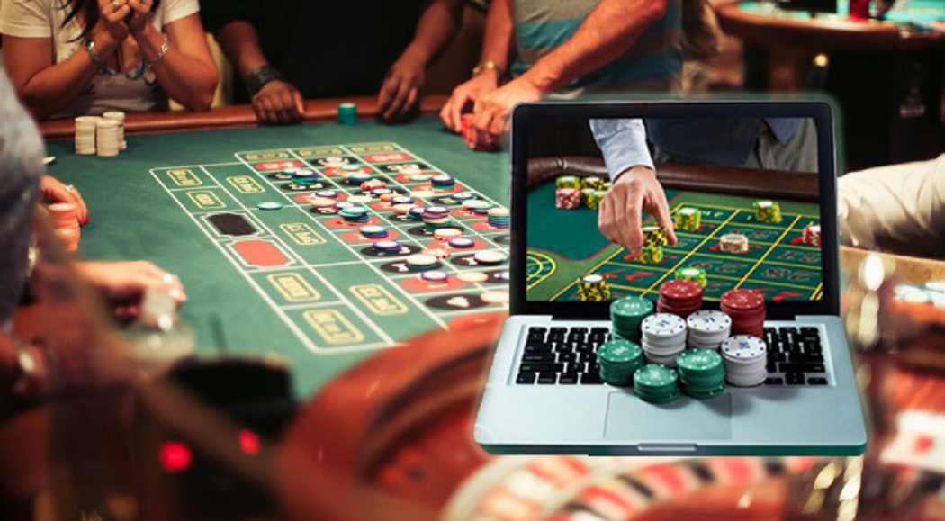 9 Issues To Demystify Online Casino